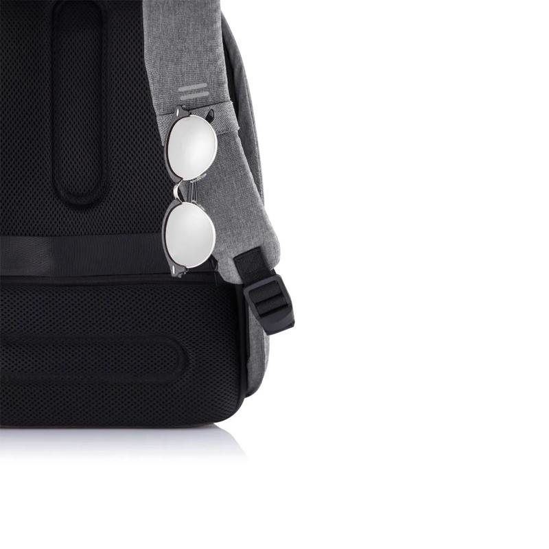 XD Design Bobby Hero Small Anti-theft Backpack Grey-175215