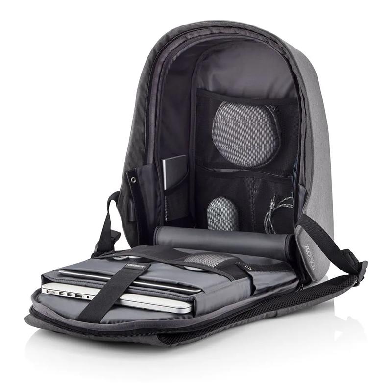 XD Design Bobby Hero Small Anti-theft Backpack Grey-175217