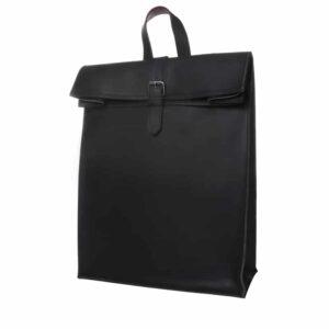 Laauw Backpack Nine Streets Black