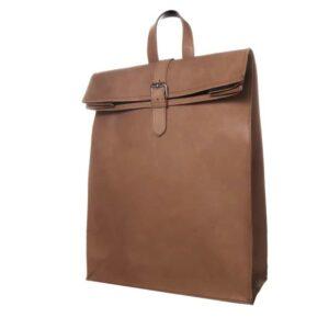 Laauw Backpack Nine Streets Cognac