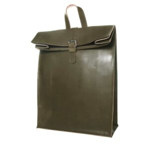 Laauw Backpack Nine Streets Olive-0