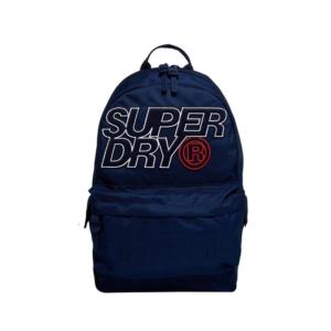 Superdry Montana Mesh Lineman Backpack Dark Navy-0