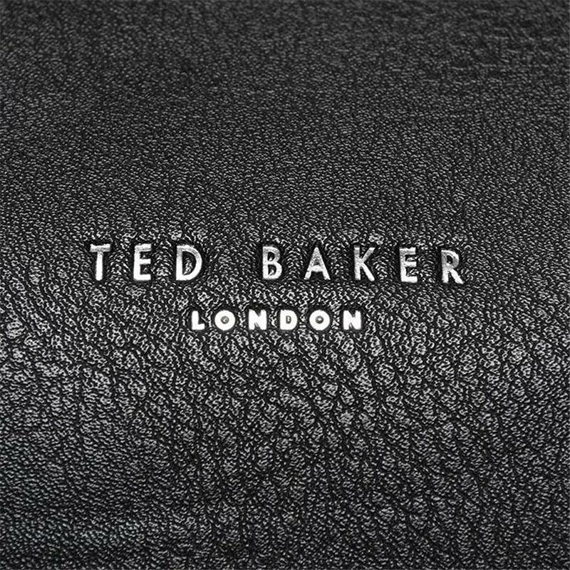 Ted Baker Empress Striped Weekendbag Black-175689