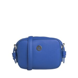 Tommy Hilfiger Classic Saffiano Camera Bag Cobalt-0