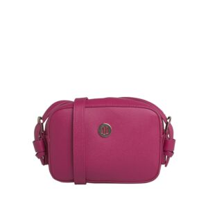 Tommy Hilfiger Classic Saffiano Camera Bag Pink-0