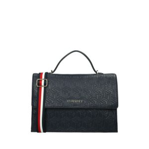 Tommy Hilfiger Party Satchel Navy