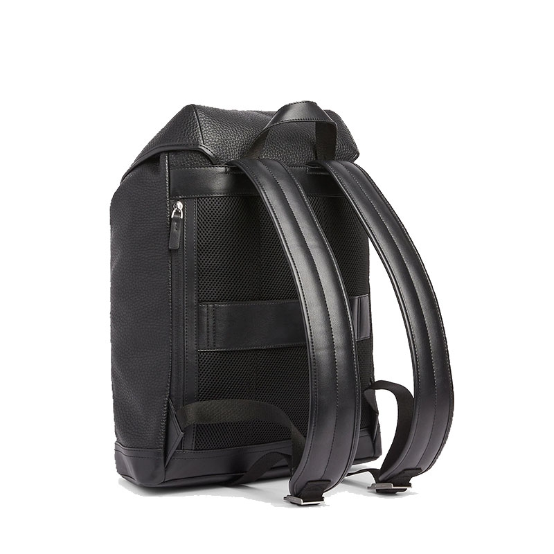 Tommy Hilfiger TH Downtown Flap Backpack Black-175817