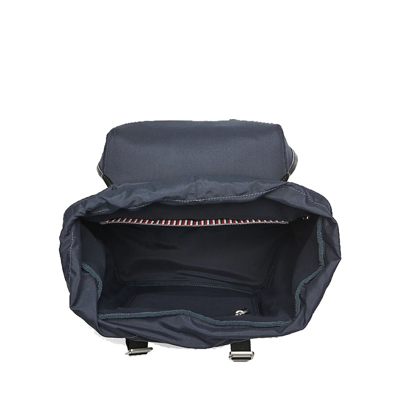 Tommy Hilfiger TH Downtown Flap Backpack Black-175816