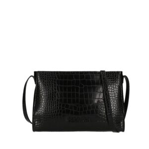 Calvin Klein Winged EW Crossbody Black