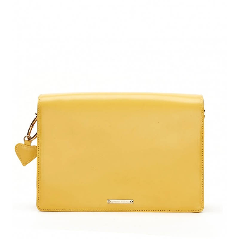 Fabienne Chapot Felice Bag B Sunflower Yellow-0