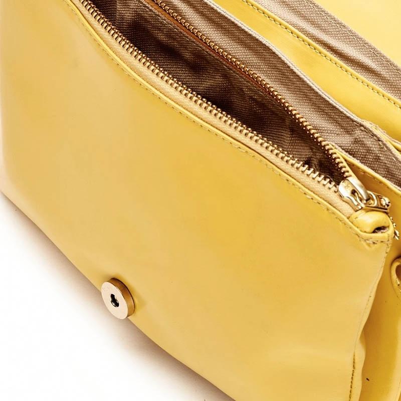 Fabienne Chapot Felice Bag B Sunflower Yellow-176023