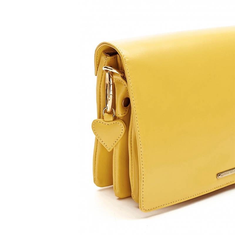 Fabienne Chapot Felice Bag B Sunflower Yellow-176025