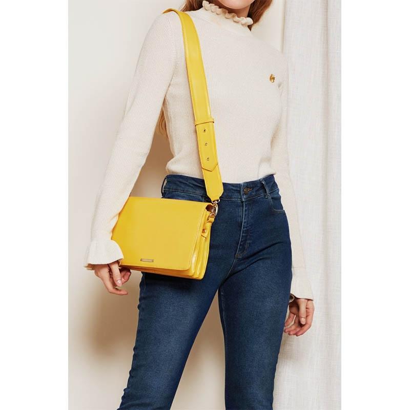 Fabienne Chapot Felice Bag B Sunflower Yellow-176024