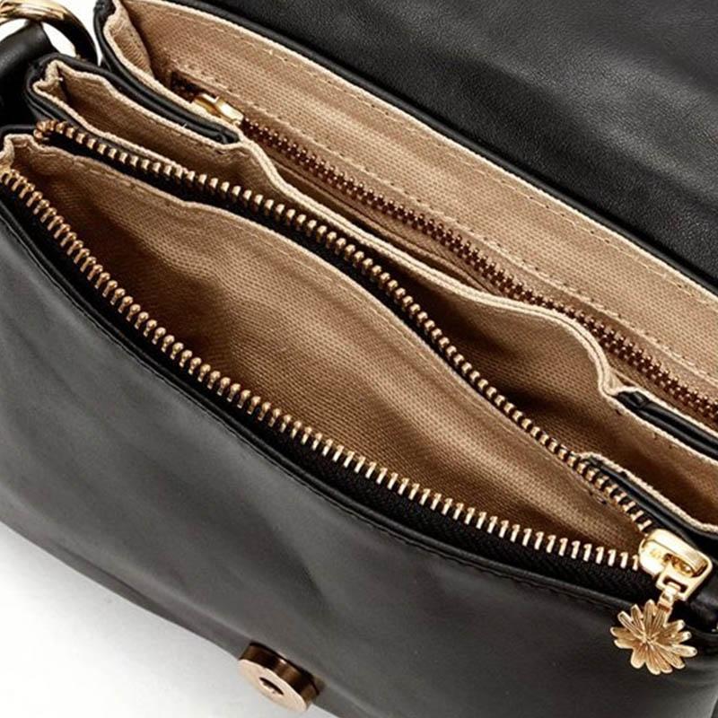 Fabienne Chapot Felice Bag S Black & Leopard-176051