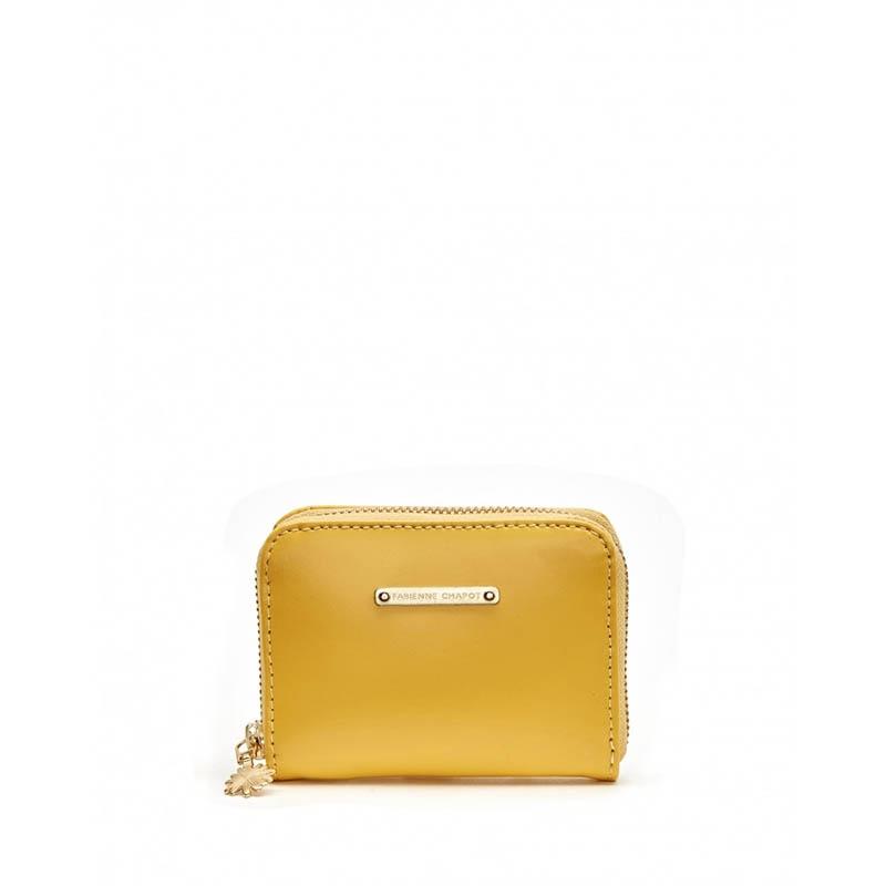 Fabienne Chapot Mimi Purse Sunflower Yellow-0