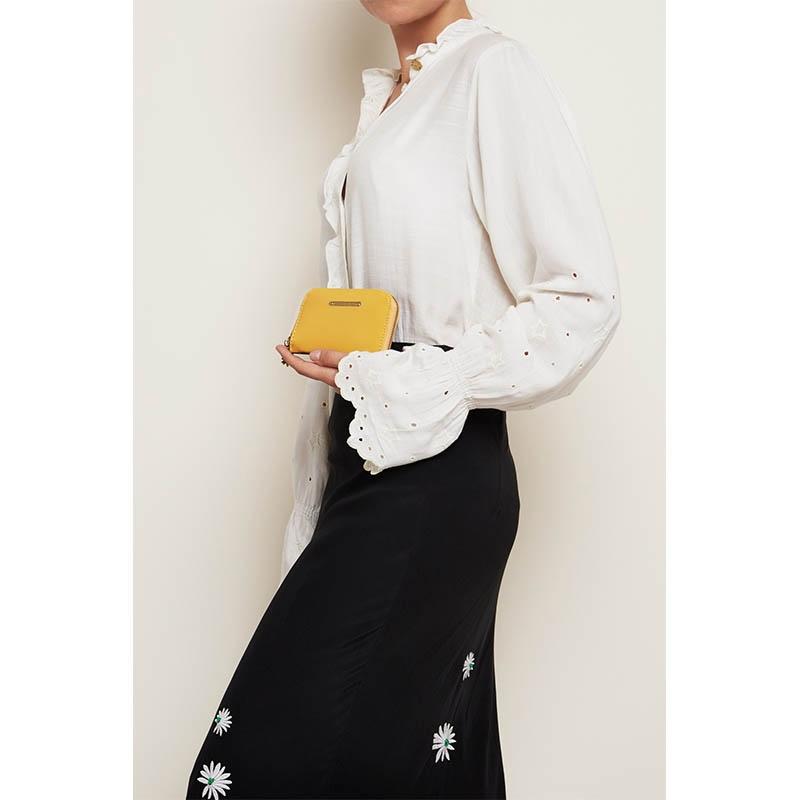 Fabienne Chapot Mimi Purse Sunflower Yellow-176112