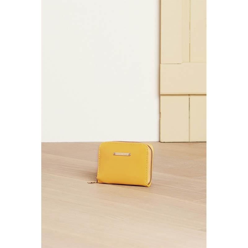 Fabienne Chapot Mimi Purse Sunflower Yellow-176113