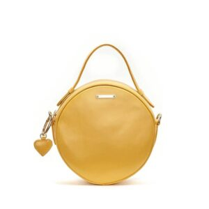 Fabienne Chapot Roundy Bag Sunflower Yellow
