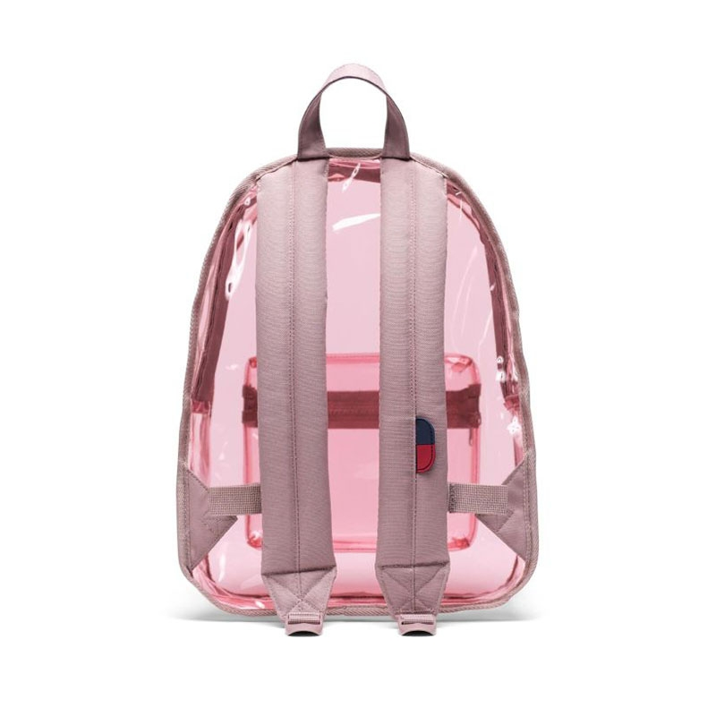 Herschel Clear Backpack Classic Mid-Volume Ash Rose-177694