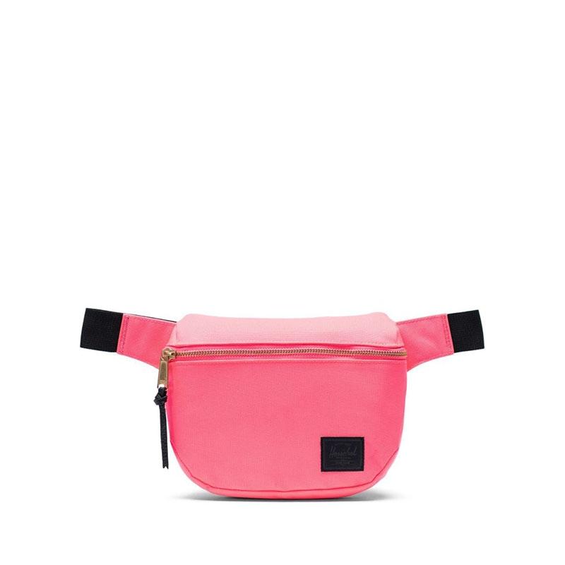 Herschel Fifteen Neon Pink/Black-0