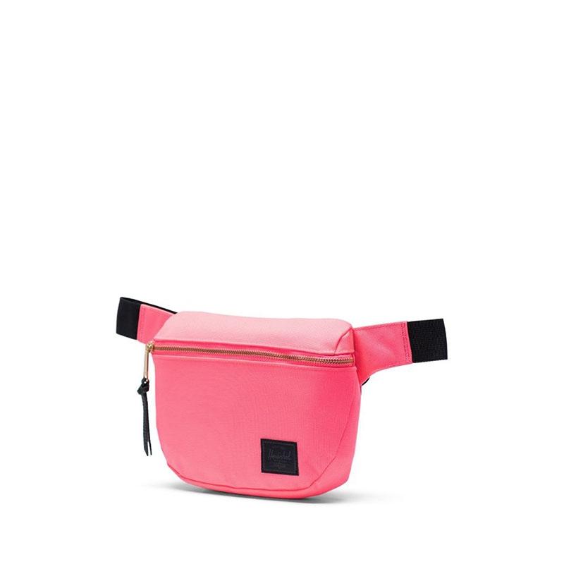 Herschel Fifteen Neon Pink/Black-177527