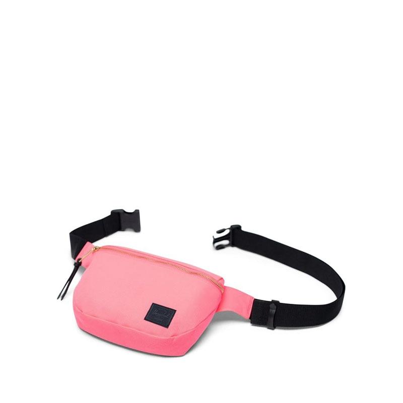 Herschel Fifteen Neon Pink/Black-177528