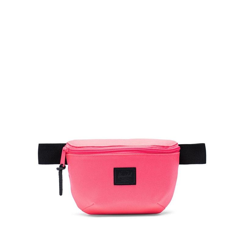 Herschel Fourteen Neon Pink/Black-0