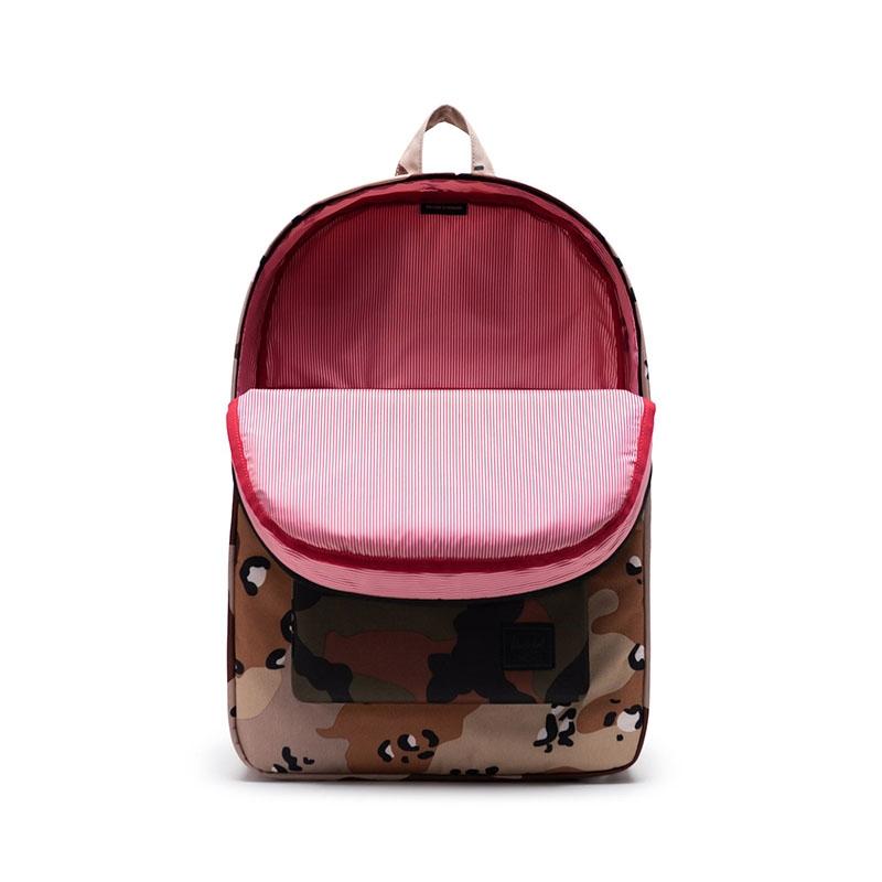 Herschel Heritage Backpack Desert/Woodland Camo-177419