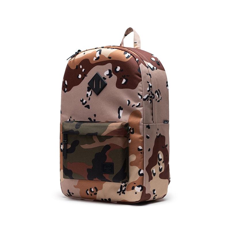 Herschel Heritage Backpack Desert/Woodland Camo-177420