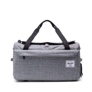 Herschel Outfitter 50L Travelbag Raven Crosshatch