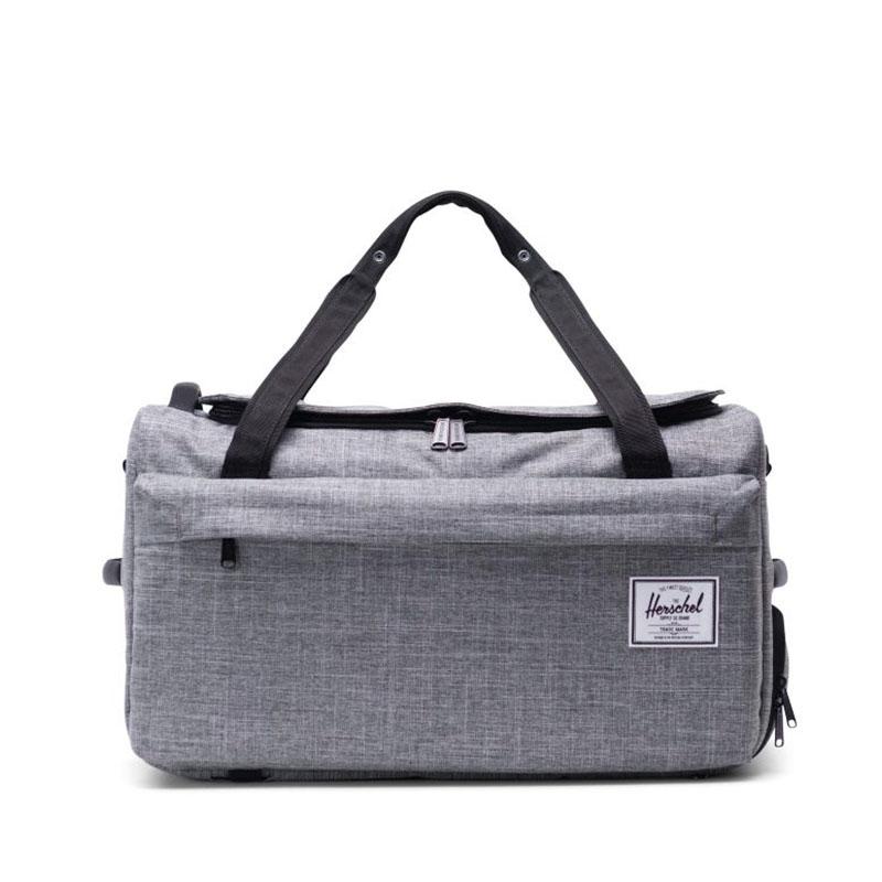 Herschel Outfitter 50L Travelbag Raven Crosshatch-0