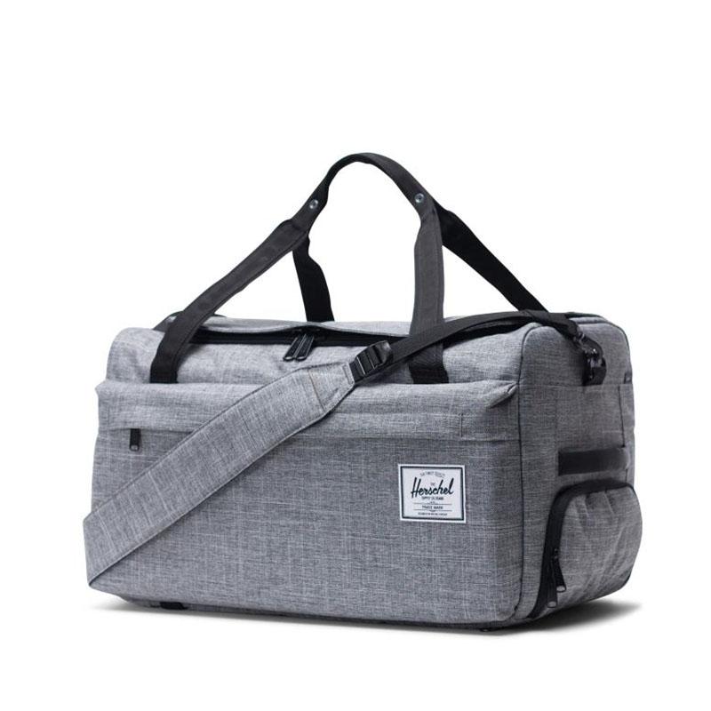 Herschel Outfitter 50L Travelbag Raven Crosshatch-177788