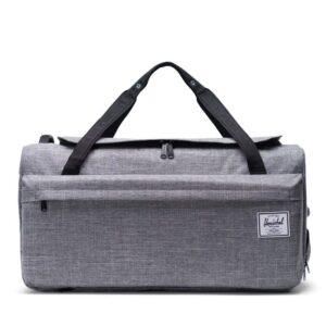 Herschel Outfitter 70L Travelbag Raven Crosshatch