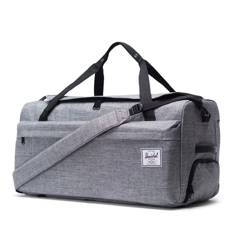 Herschel Outfitter 70L Travelbag Raven Crosshatch-177802
