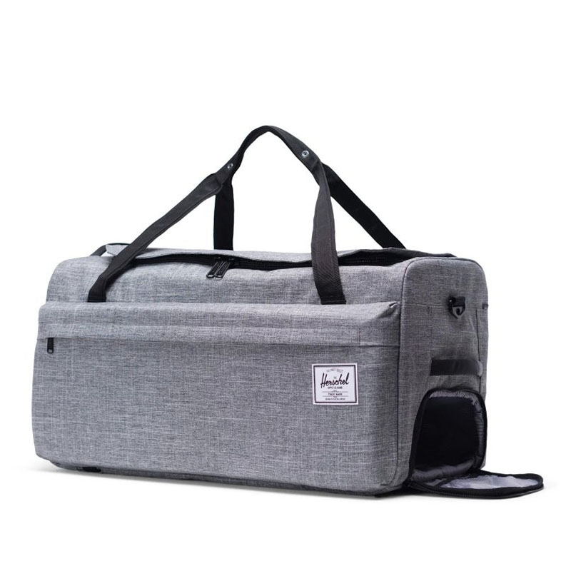 Herschel Outfitter 70L Travelbag Raven Crosshatch-177803