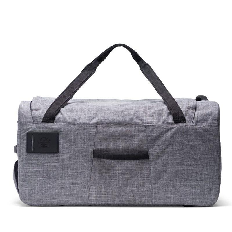 Herschel Outfitter 70L Travelbag Raven Crosshatch-177804