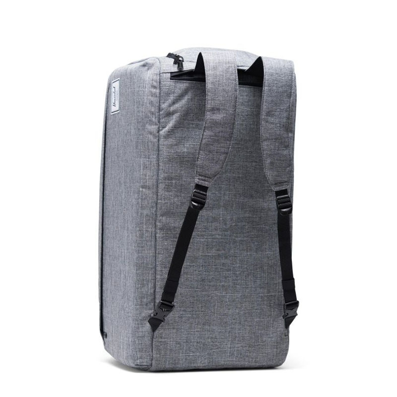 Herschel Outfitter 70L Travelbag Raven Crosshatch-177805