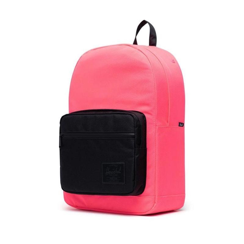 Herschel Pop Quiz Neon Pink/Black-177443