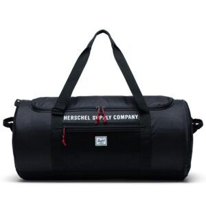 Herschel Sutton Carryall Black-0