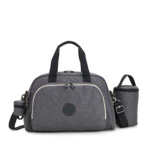 Kipling Camama Baby Bag Charcoal-0