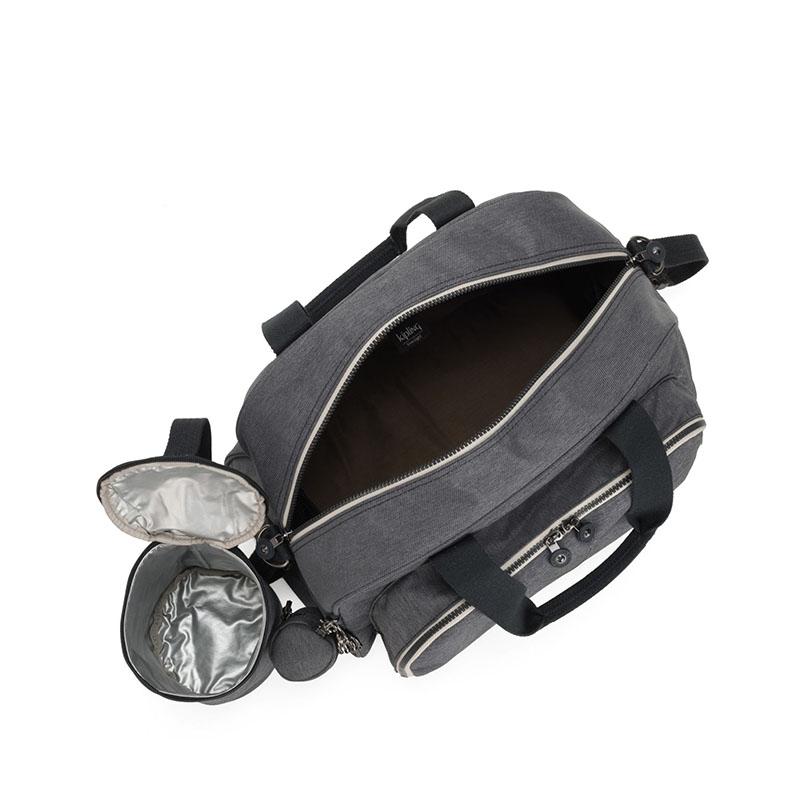 Kipling Camama Baby Bag Charcoal-179731