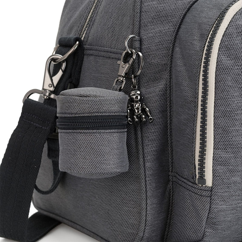Kipling Camama Baby Bag Charcoal-179734