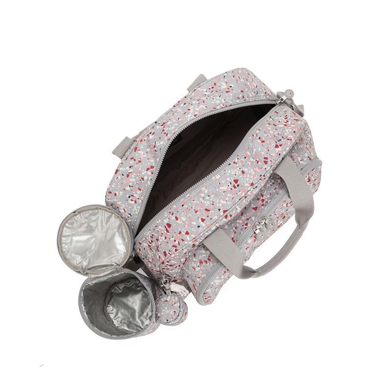 Kipling Camama Baby Bag Speckled-179725