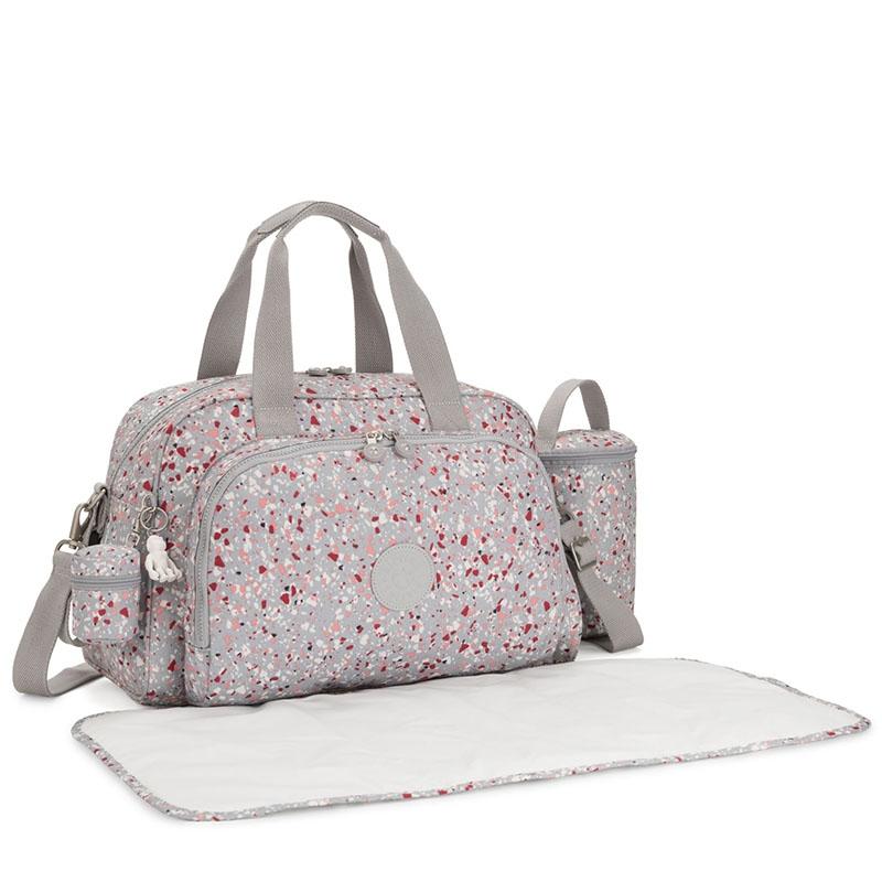 Kipling Camama Baby Bag Speckled-179726