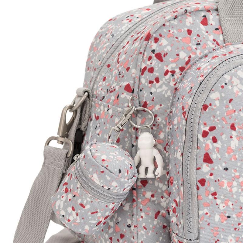 Kipling Camama Baby Bag Speckled-179728