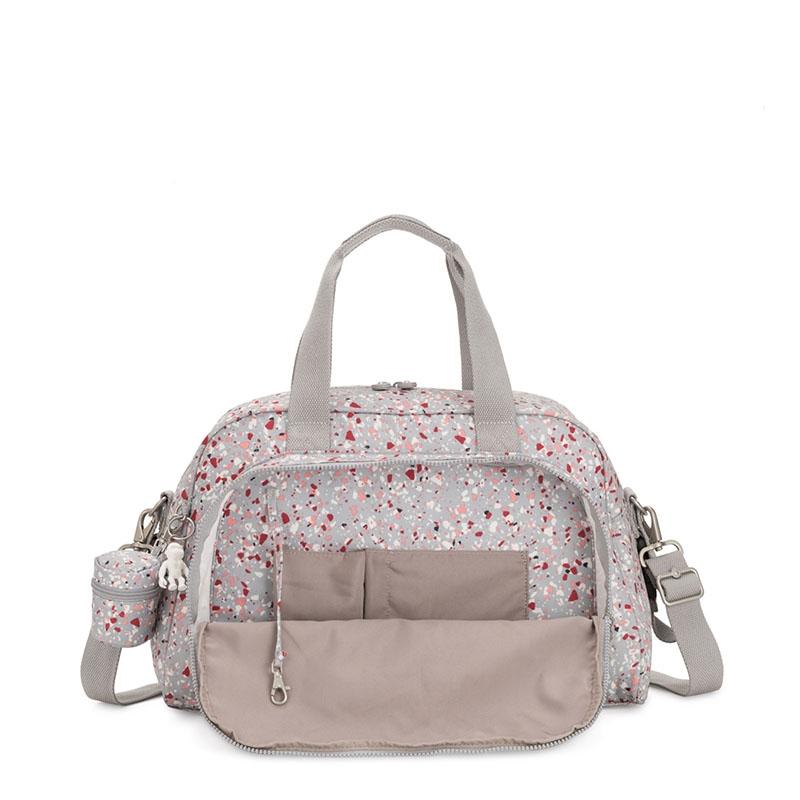 Kipling Camama Baby Bag Speckled-179727