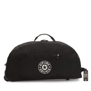 Kipling Devin On Wheels Travelbag Lively Black-0