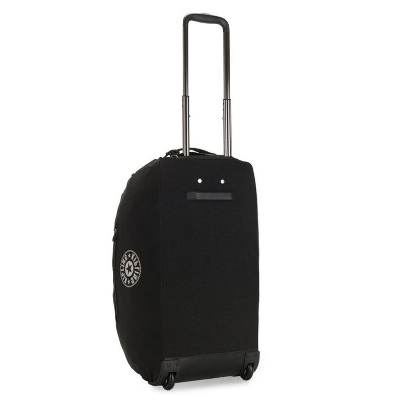 Kipling Devin On Wheels Travelbag Lively Black-179683