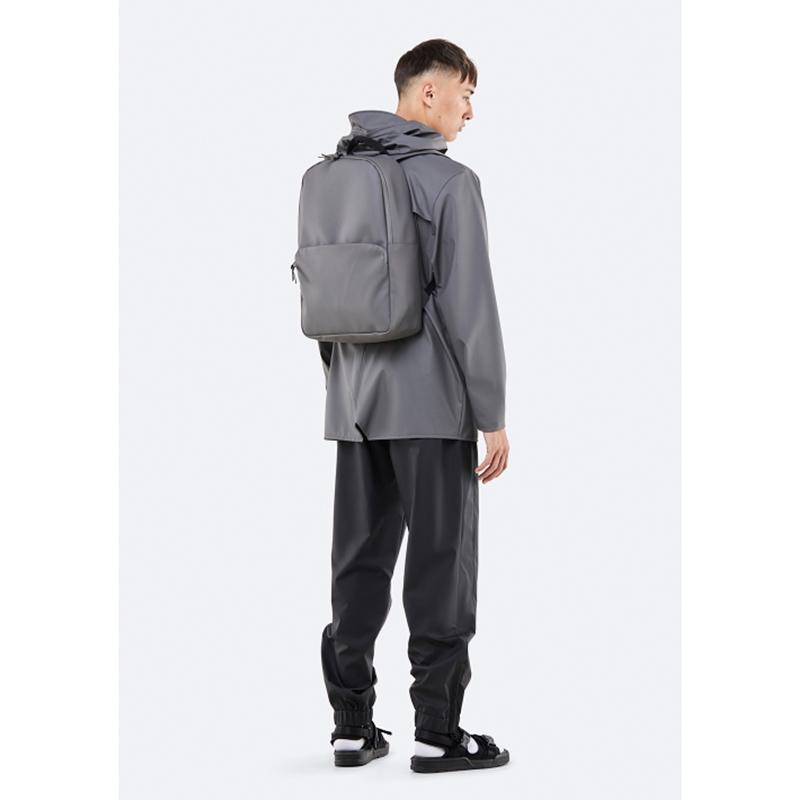RAINS Field Bag Charcoal-176183
