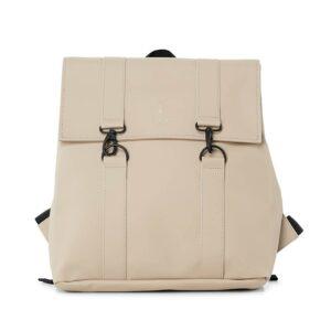 RAINS Msn Bag Beige-0
